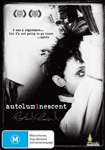 Autoluminescent: Rowland S. Howard DVD