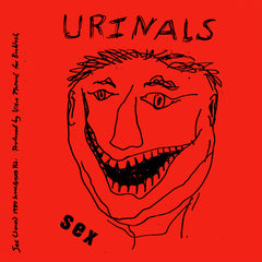 The Urinals - Sex / Go Away Girl 7""
