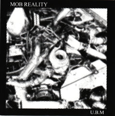 Whores - Mob Reality 7""