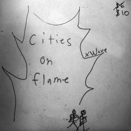 Xwave - Cities On Flame LP