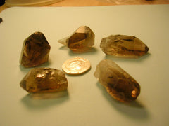 Quartz, Smokey crystal mineral