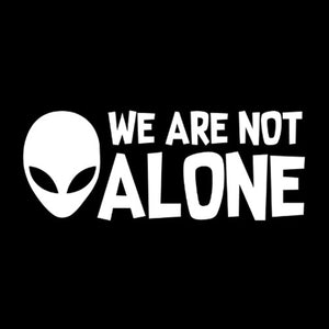 Aliens: We are Not ALONE!