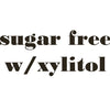 sugar free with xylitol hard candy