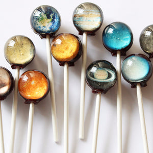 Planet lollipops® by I Want Candy!