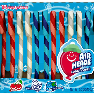 Air Heads Candy Canes