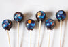 Total Universe 3D Planet lollipops® by Vintage Confections