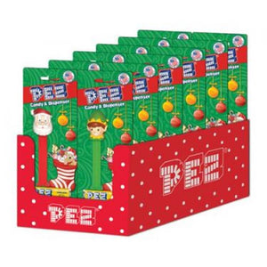 Pez Christmas Santa & Elf