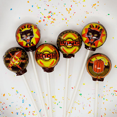 6pc Fire Cracker! By I Want Candy!