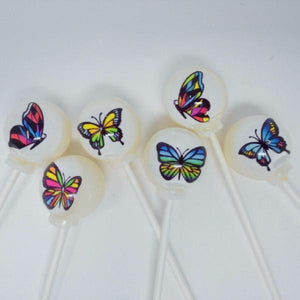 Colorful butterflies by I Want Candy!