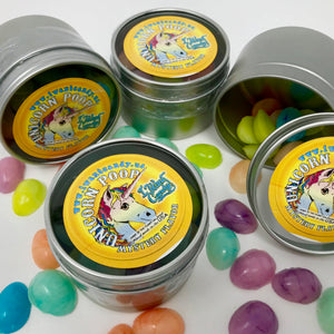 Unicorn poop 4 can set by I Want Candy!