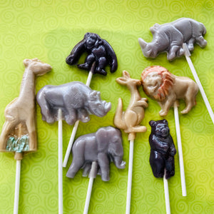 8pc Animal Kingdom by I Want Candy!