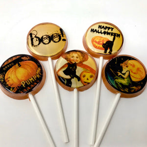 Classic Halloween 5pc set I Want Candy!