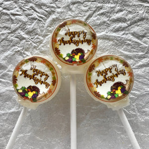 6pc Thanksgiving gift set, By I Want Candy!