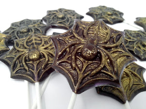 Wicked Spider Web (4pc) by I Want Candy!