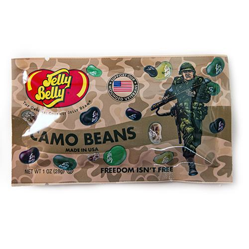 Jelly Belly Camo Freedom Fighters