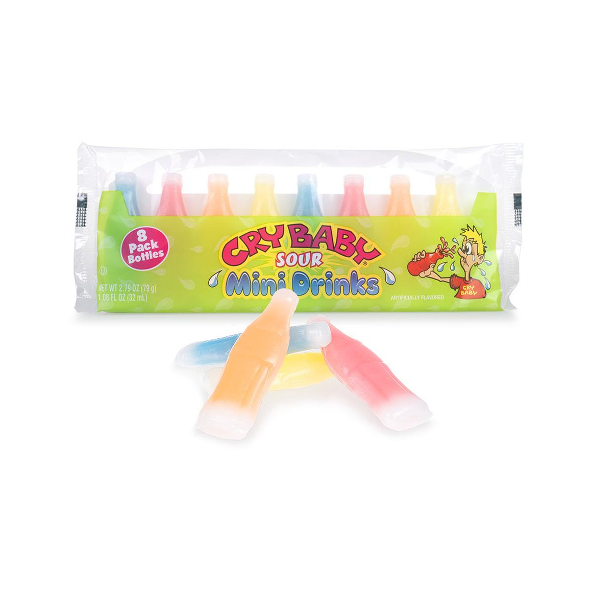 Cry Baby Sour Mini Drinks
