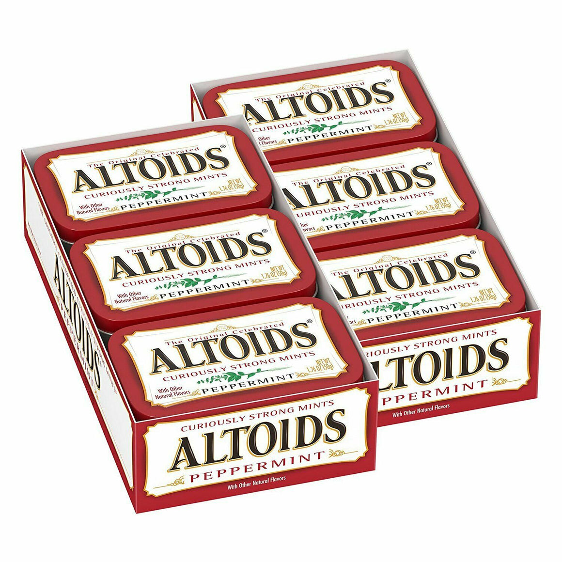 Altoids - Cinnamon & Peppermint