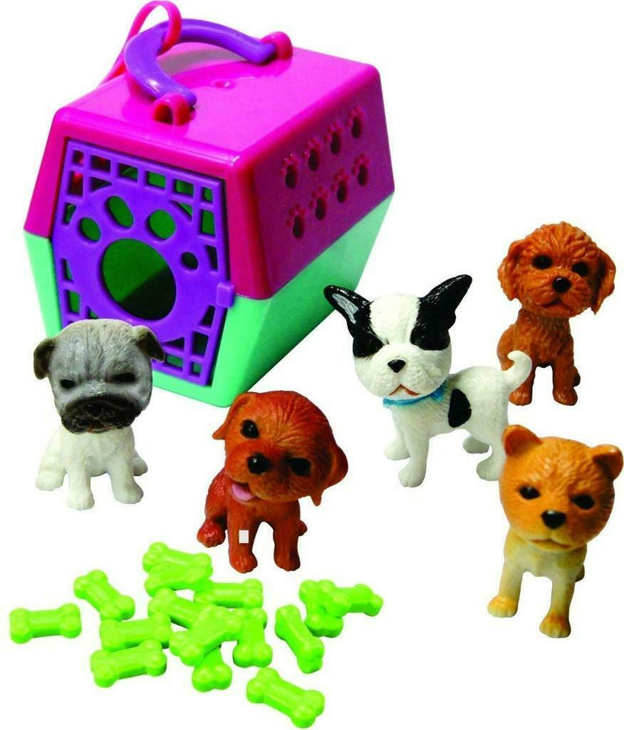 KIDSMANIA Puppy Love Candy & Surprise