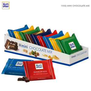 Ritter Sports Bars in Assorted Flavors