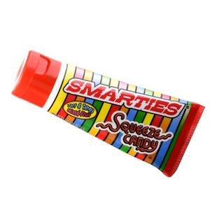 Smartie Squeeze Candy