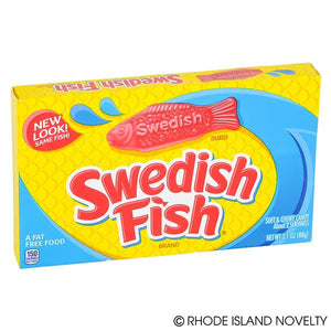 Swedish Fish Red Box