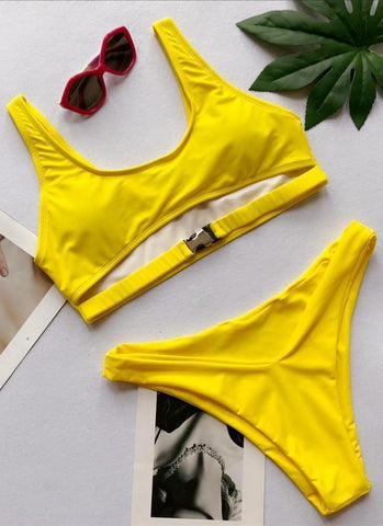 Amaris Brazilian Bikini set - Posh Fashion Girls