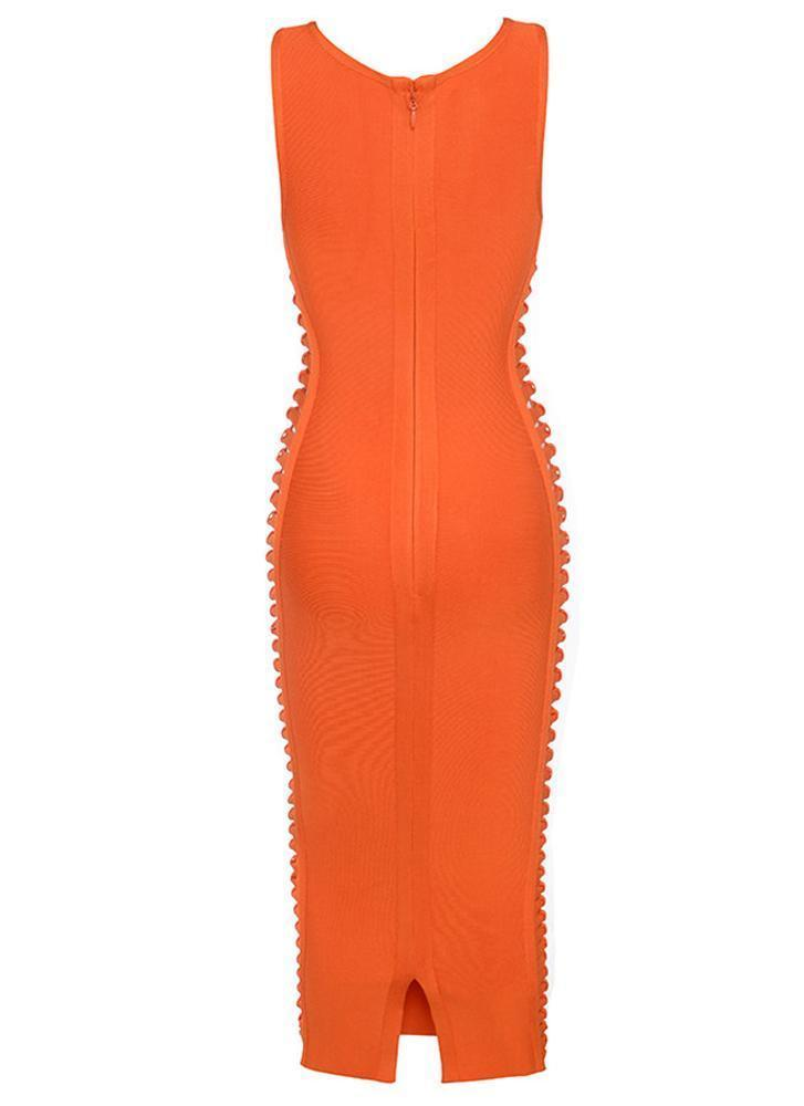 Daya Weave Bandage Dress Dresses Sexy LuLu Store