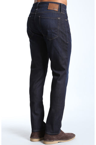Mavi Jake Classic Slim Leg in Lake