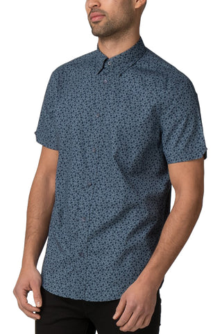 Ben Sherman Come Home S/S in Navy