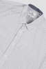 Ben Sherman Criss Cross L/S in White