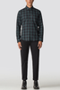 Ben Sherman Grayson L/S Shirt in Forest