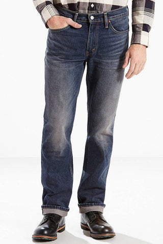 Levi's 514 Cape Town Straight Fit Jean in Wave