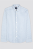 Ben Sherman Clarity L/S Shirt in White