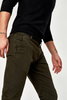 Mavi Johnny Slim Twill in Forest