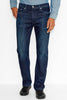 Levi's 513 Slim Straight Jeans in Edinburgh Lake