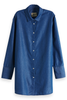 Maison Scotch Talia Top in Sky