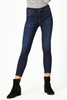 Mavi Tess High Rise Skinny in Dark