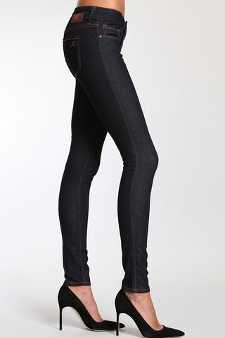 Mavi Serena Low Rise Skinny in Ink