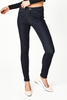 Mavi Alissa High Rise Super Skinny in Deep