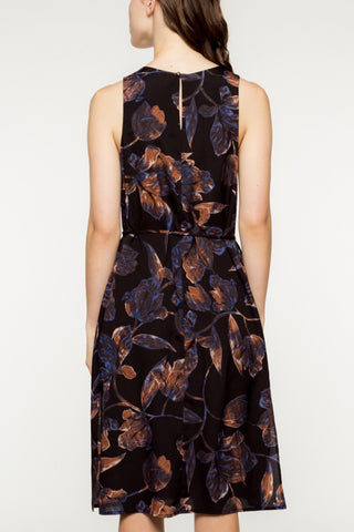 Sunset Dreams Dress in Black