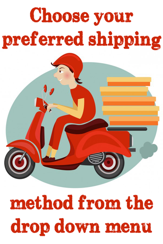 Online Shipping Options