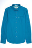 Ben Sherman Lasting Moment L/S Shirt in Teal