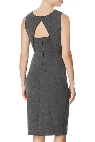 Cupcakes and Cashmere Royal Tour Dress in Grey