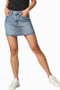 Mavi Lindsay Denim Skirt in Sky