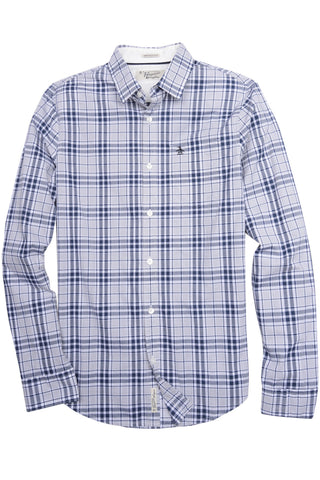 Original Penguin One Good Fella Shirt in Navy