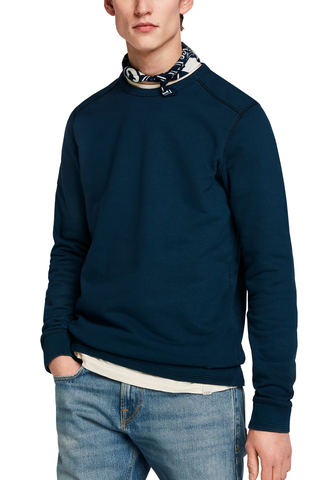 Scotch & Soda Storm Sweater in Sea