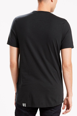 Levi's Commuter Tee in Black