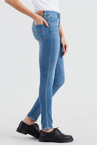 Levi's 721 Uma High Rise in Dusk