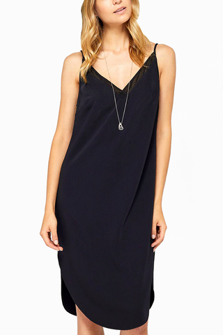 Gentle Fawn Jonae Dress in Noir