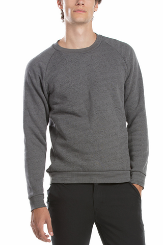 Levi's Mikey Crewneck in Grey